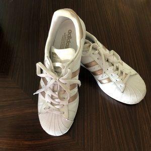 adidas Shoes - adidas Originals Women's Superstar Shoes, Size: 10
